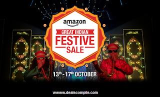 Amazon Great Indian Festive Sale