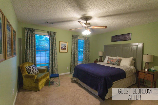 guest room BM Guilford Green