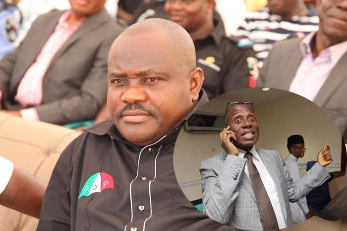 Amaechi: I Never Spent 82 Million Naira On Soyinka Dinner, Wike Can Go To Court