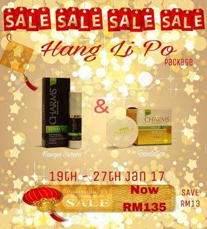 Promosi Hang LI PO