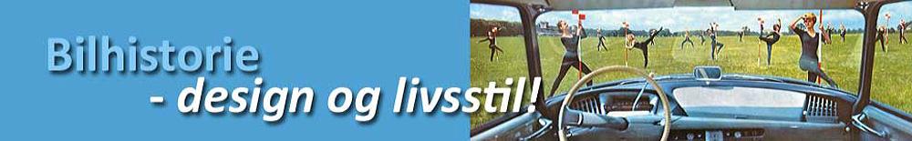 Artikler om bil, design og livsstil.
