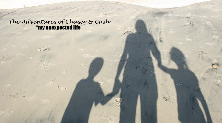 The Adventures of Chasey & Cash