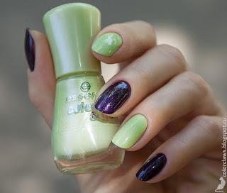 Essence #178 Hello Spring! + L'Oreal Color Riche Kimono Empire