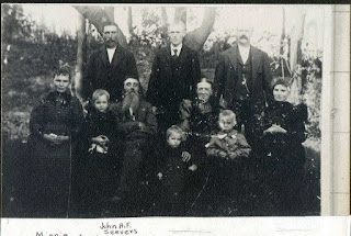 Tree-mendous Seevers Family - Magazine cover