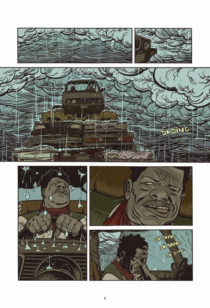 que caiga el que deba comic ozanam rica ninth ediciones