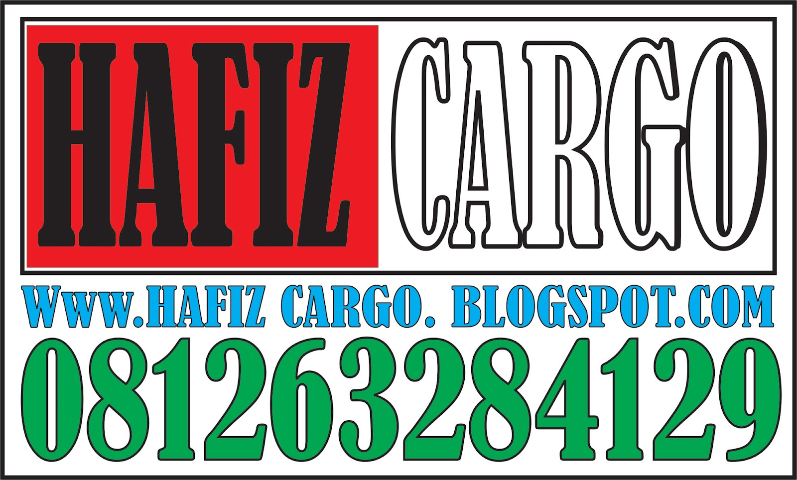 HAFIZ CARGO dan LOGISTIC