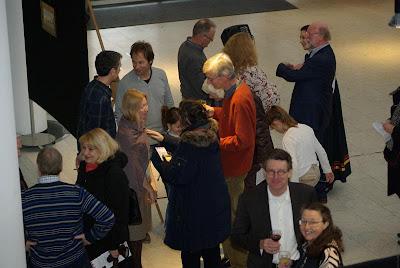 Открытие выставки акварели Марии и Сергея Курбатовых. Голландия, Апелдорн 2013. Opening of watercolour exhibition Apeldorn, the Netherlands