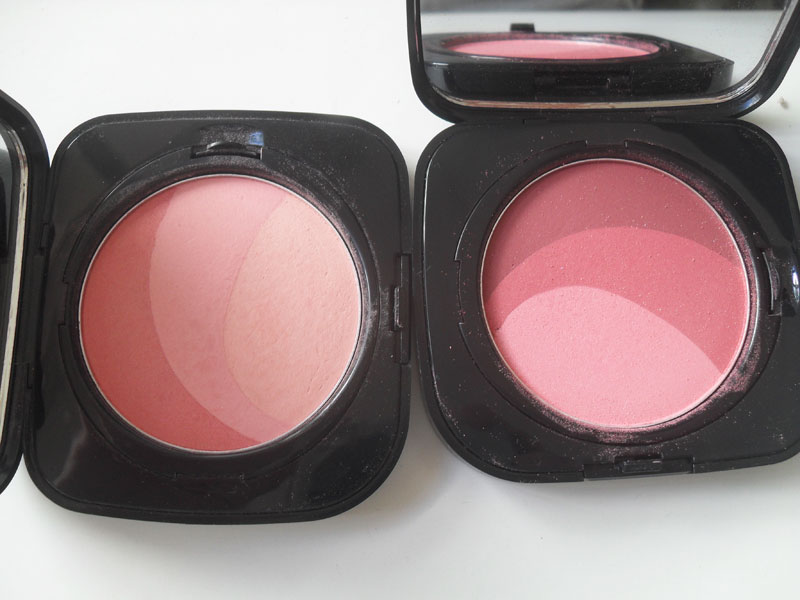 trion1 Trio de Blush   Natura Una