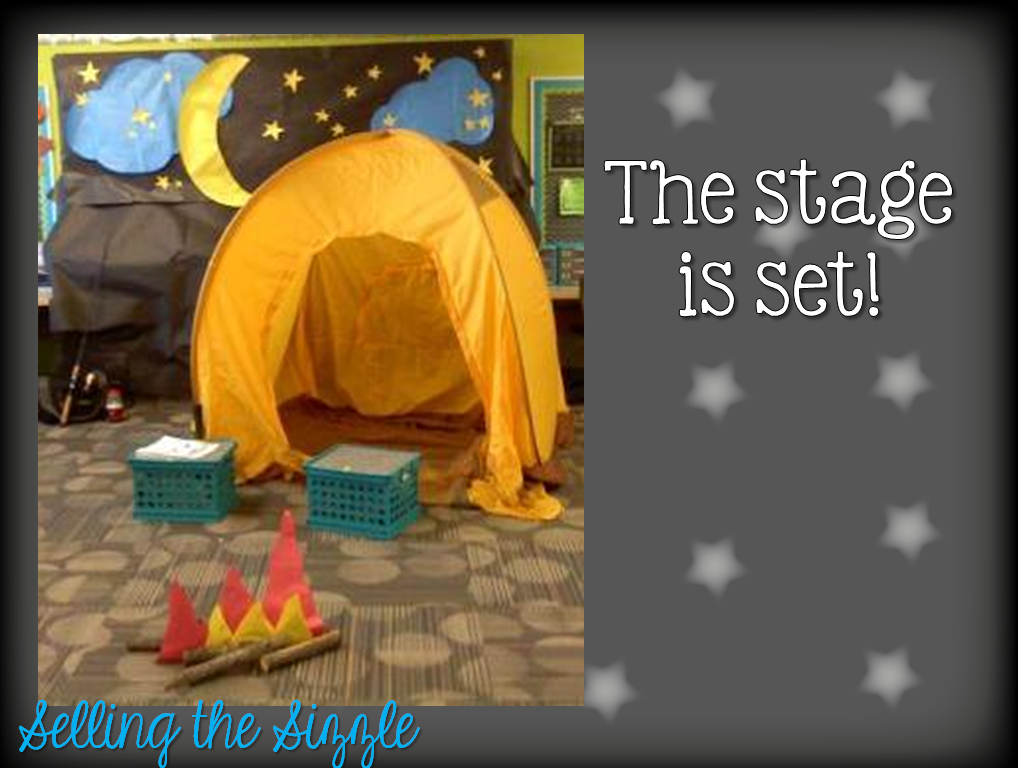 http://www.teacherspayteachers.com/Product/Around-the-Campfire-A-Narrative-Writing-EVENT-1506667