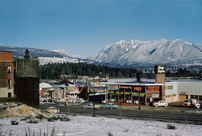 Vancouver in 1959. Photo by Fred Herzog/
