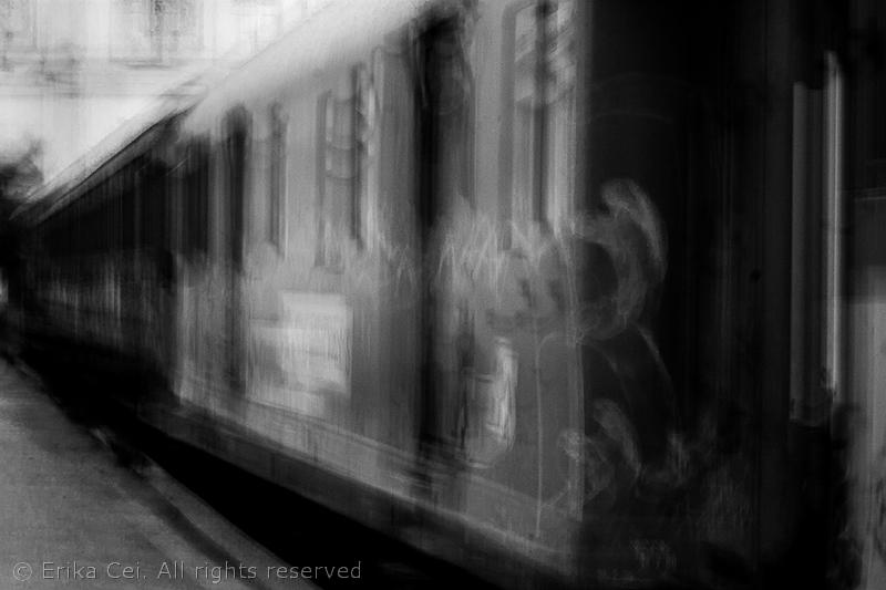 Stazione di Campo Marzio Trieste treno