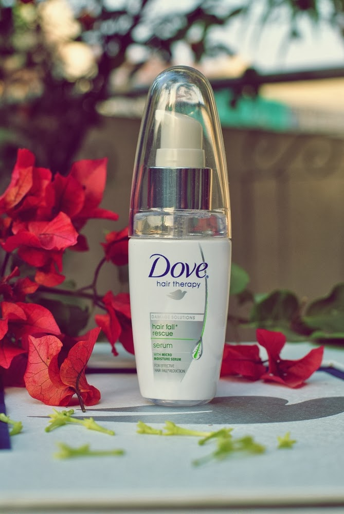 DOVE Hair Fall Rescue System