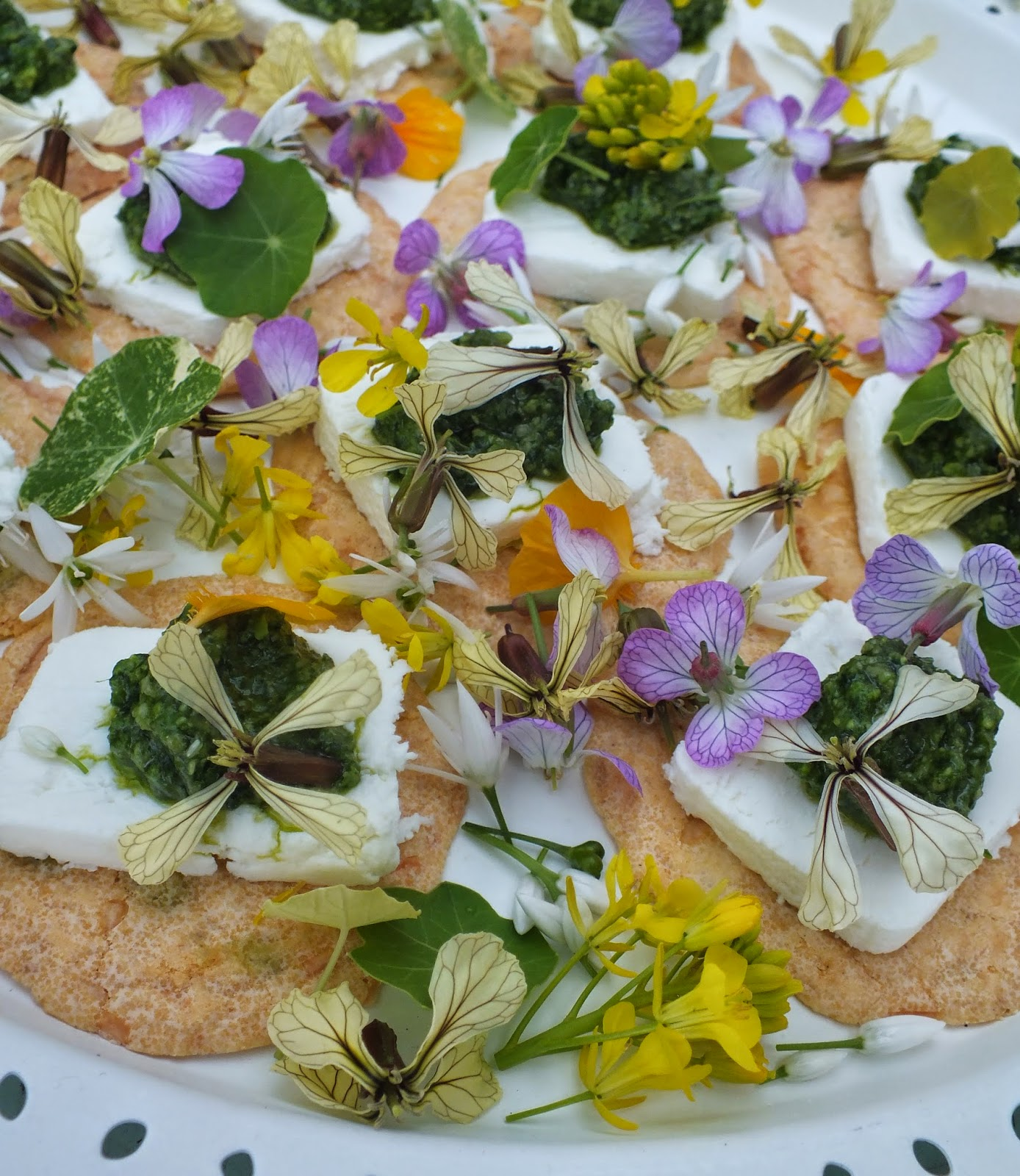 Flower Food Recipe Flower A Guide To Edible Flowers