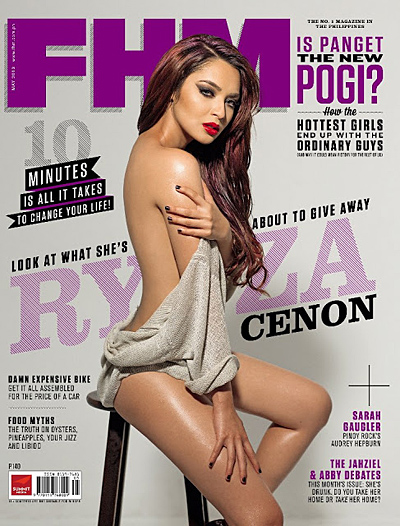 fhm-may-issue-ryza-cenon-as-cover-girl