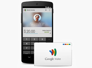 google wallet account