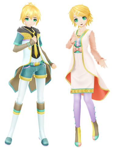 Game-Kei: Project Diva F2nd Costumes and Songs update!