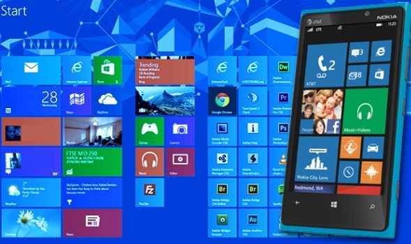 Windows 8 Windows Phone 8