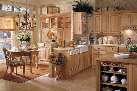 French Style Kitchen Cabinets | All About Garden,Bathroom, Kitchen