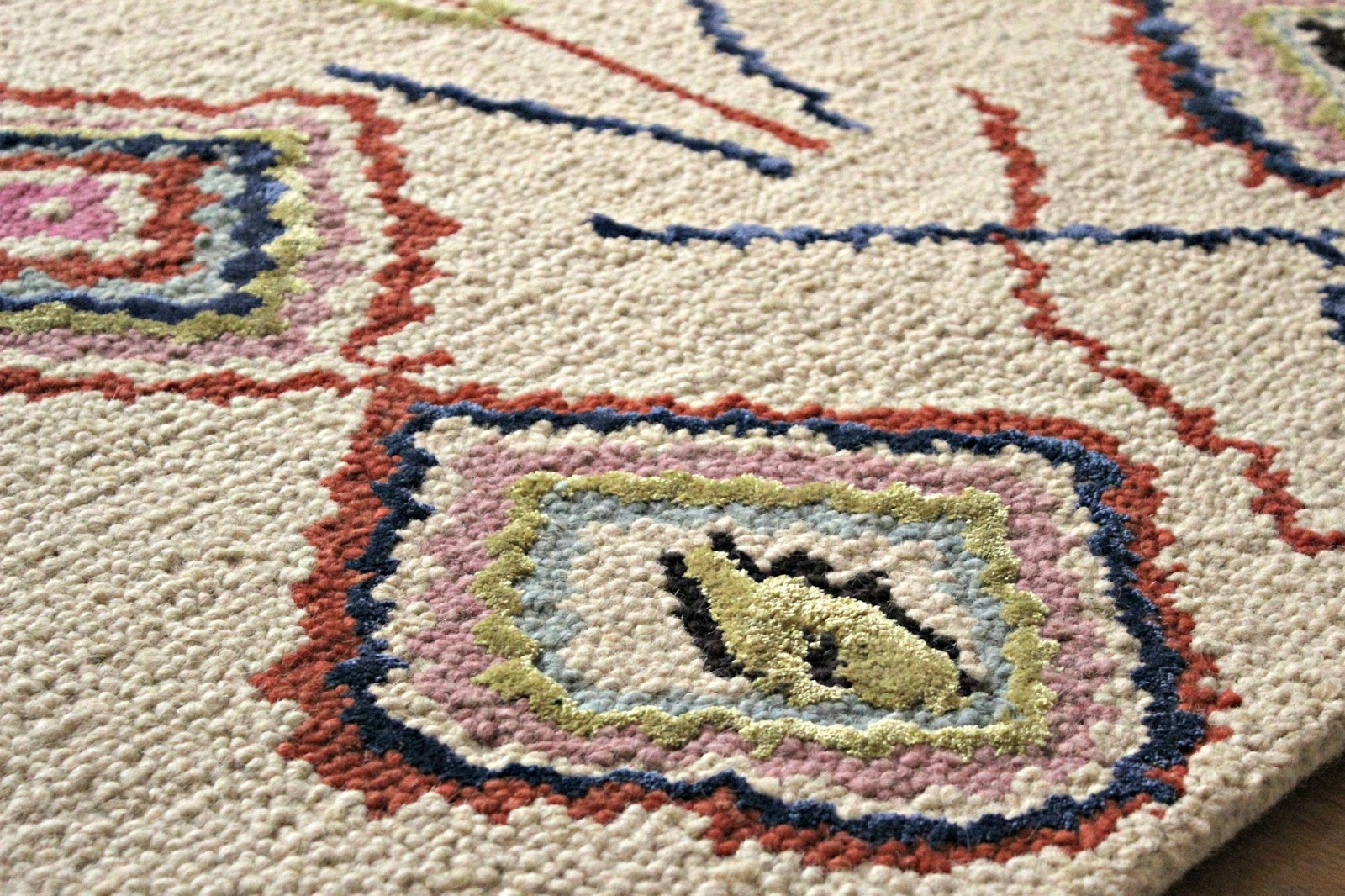 The funky monkey berber moroccan multi rug from rugs usa for You re like really pretty rug