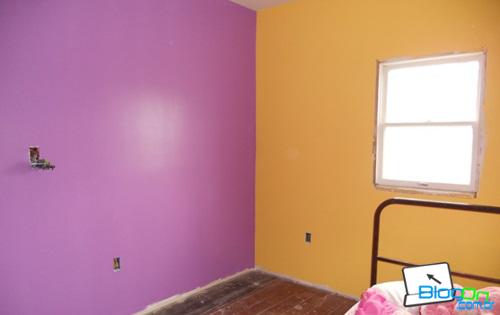 BlogOn Cores de tintas para paredes do quarto Dicas e Fotos