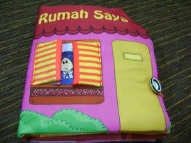 Softbook Islamic - Rumah Saya