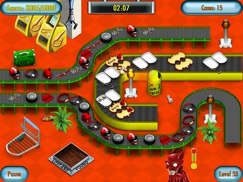 Airline Baggage Mania Deluxe Download1