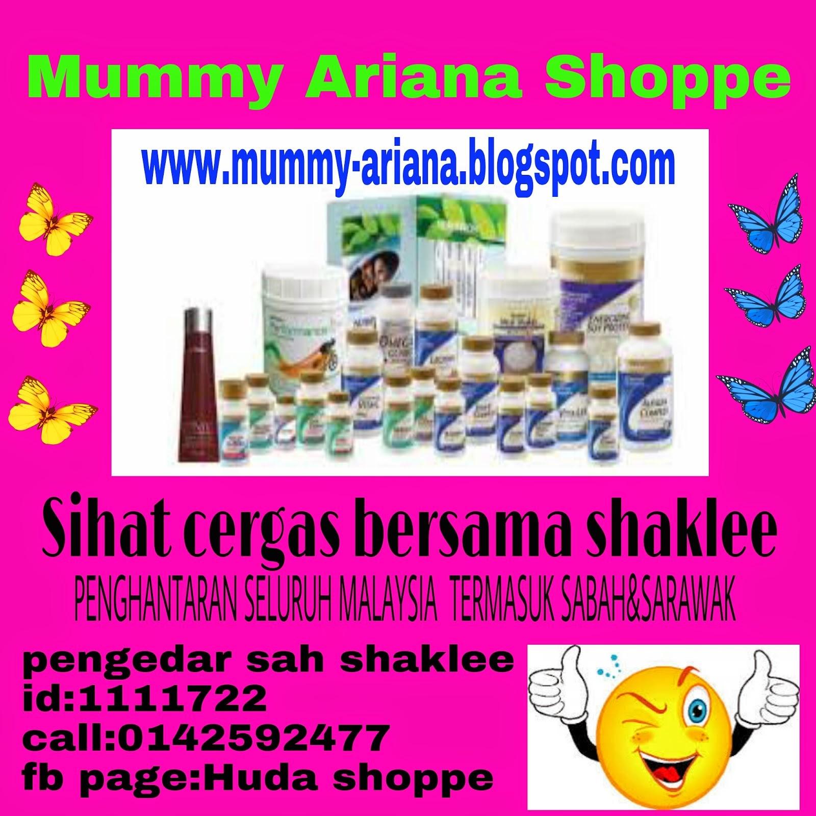 pengedar sah shaklee penghantaran seluruh malaysia dan sabah sarawak hubungi saya di no 0142592477