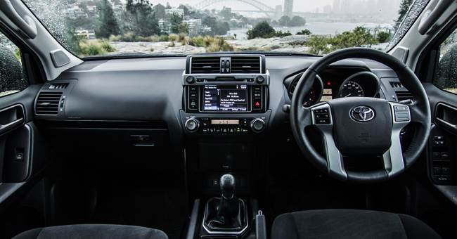 2016 Toyota LandCruiser Prado 2.8L GXL Manual Review