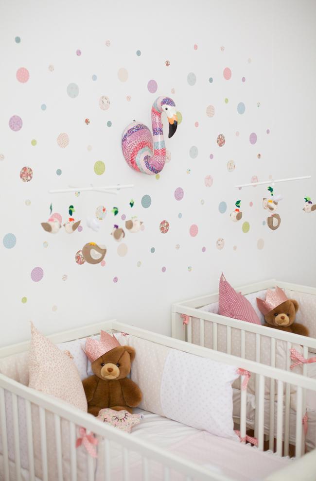 Sweet as a candy kids la cameretta di ginevra e greta - Ikea adesivi murali ...