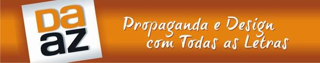 DAAZ  - Propaganda e Design