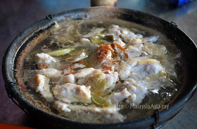 Seafood Bak Kut Teh Sepang