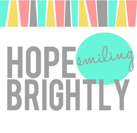 Grab button for Hope Smiling Brightly