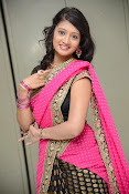 Sandeepthi Gorgeous in Designer Saree-thumbnail-8
