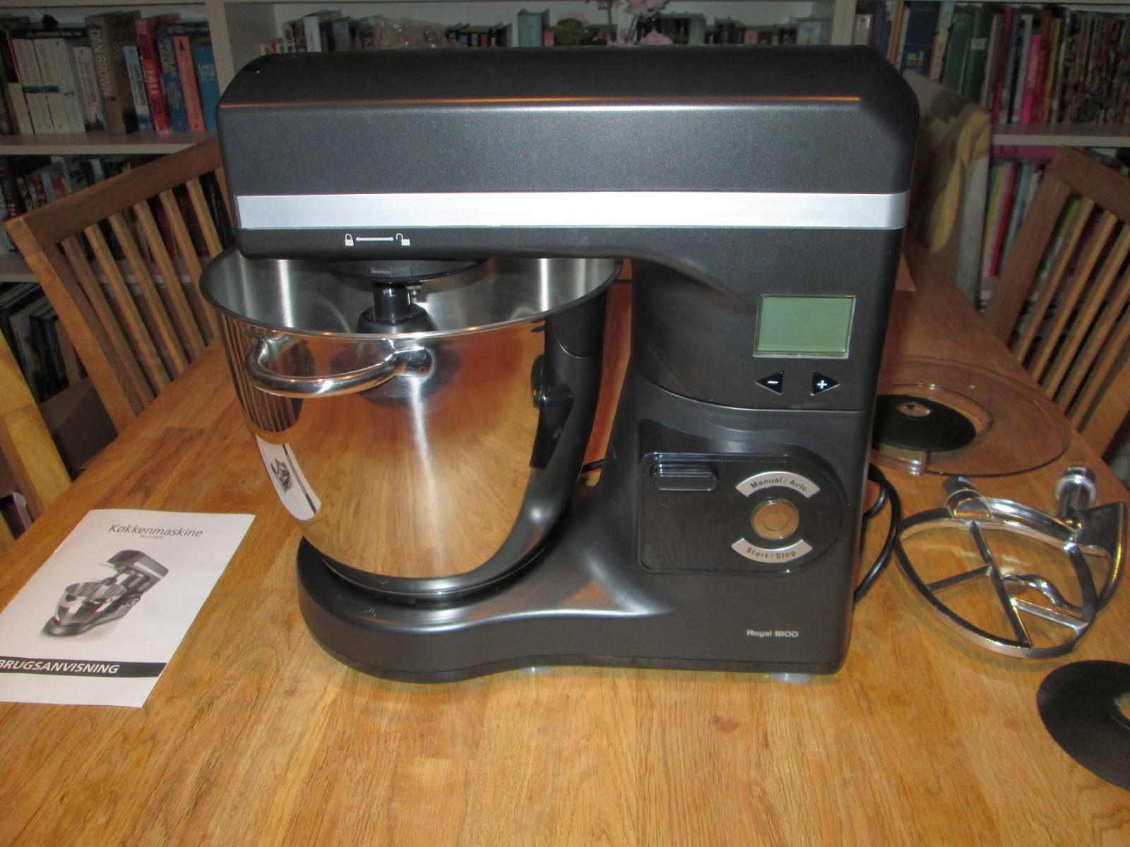 kenwood køkkenmaskine test