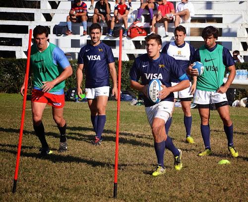 Exigente jornada de Los Pumas en Tucumán