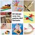 10 ideas para hacer con los palos del helado