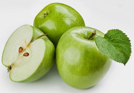 Lợi ích tuyệt vời từ quả táo xanh