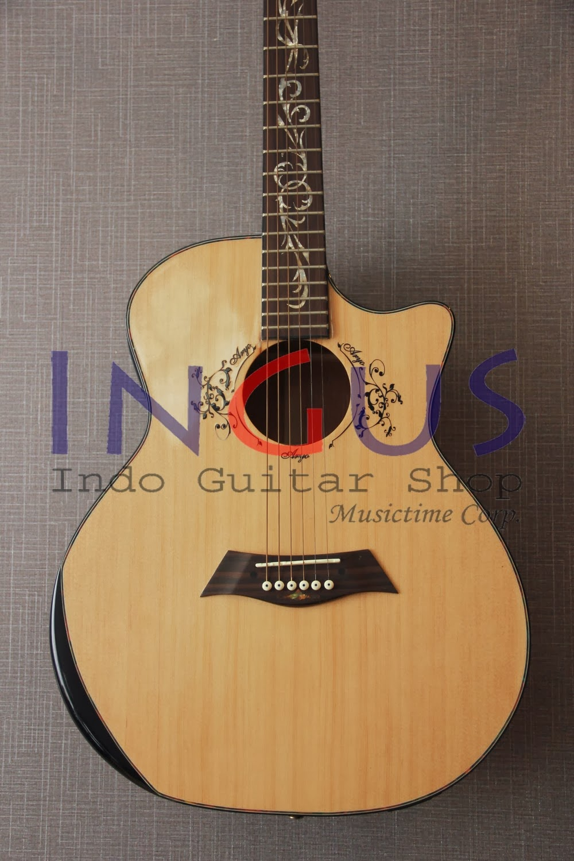 Jual Gitar Taylor PS12CE Custom