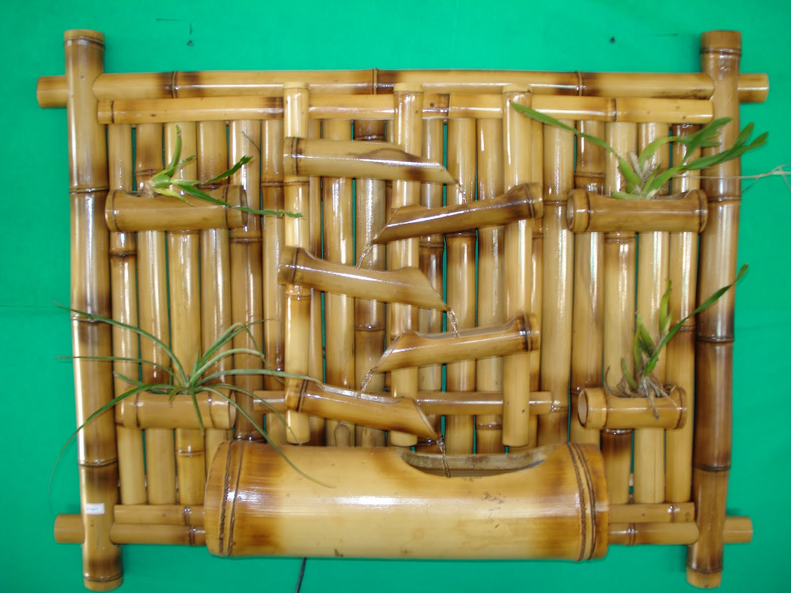 artesanato de bambu para jardim : artesanato de bambu para jardim:Habitat Natural Shopping: Artesanatos de Bambu
