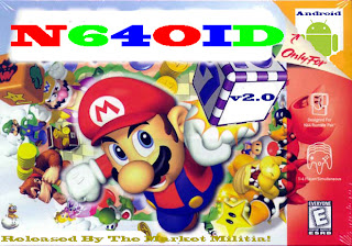 N64oid v2.0 Apk emulator & How To Play Nintendo Games on Android