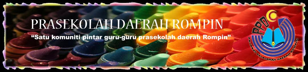 PRASEKOLAH DAERAH ROMPIN