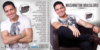 CD Washington Brasileiro – Show Ao Vivo 2015