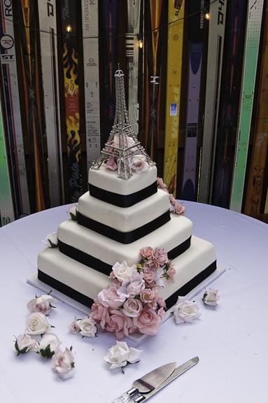Js Cakes Paris Wedding Cake