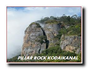 PILLAR ROCK KODAIKANAL