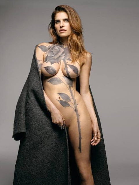 Lake Bell New York Magazine 3jpg