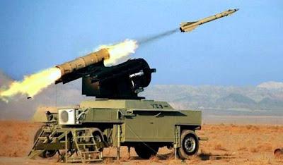 Sistem rudal pertahanan udara Ya Zahra