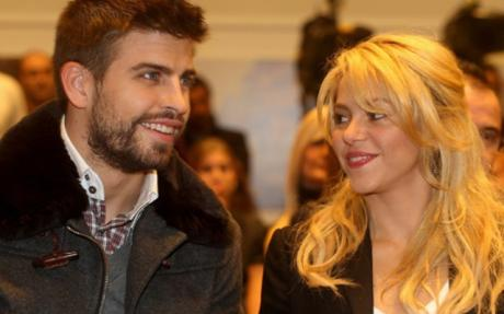 Shakira, Pique Welcome Baby Boy Milan In Barcelona