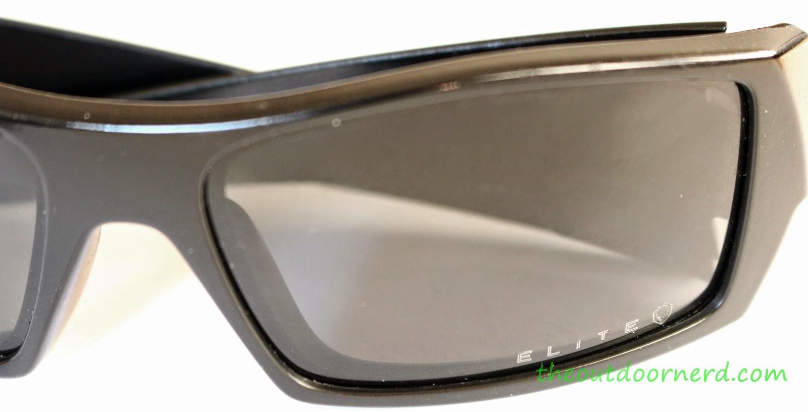 replacement lenses for oakley sunglasses pbcs  Revant Elite HC3 Replacement Lenses For Oakley GasCan: Logo Closeup