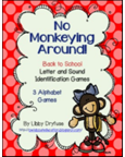 http://www.teacherspayteachers.com/Product/Alphabet-Monkey-Match-839548