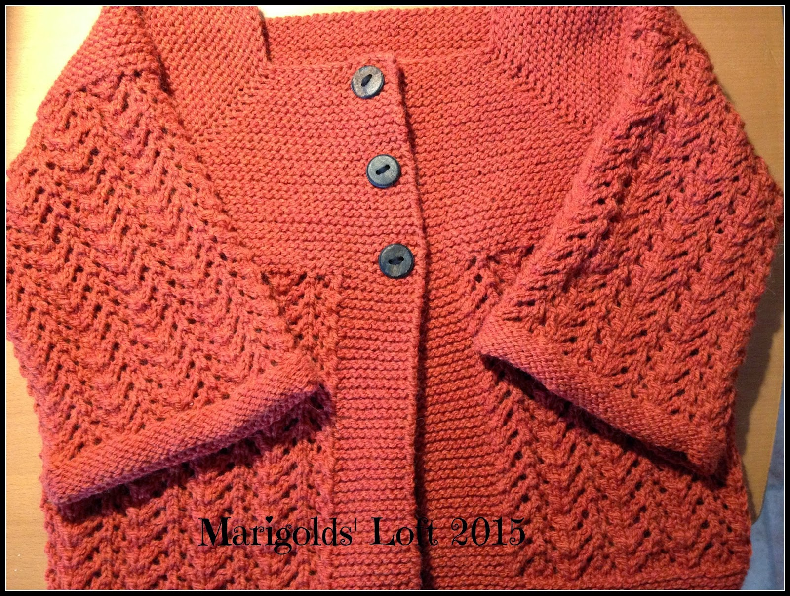 Ravelry February Lady Sweater